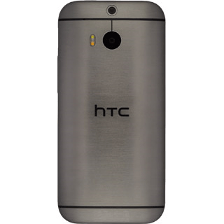 HTC One (M8) - Back