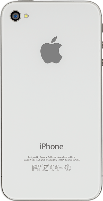 Apple iPhone 4S - White