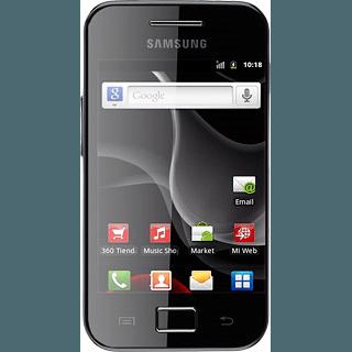 Reconoce Los Conos Que Ves En La Pantalla De Tu Celular Samsung Galaxy Ace S5830 Soporte