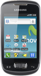 Samsung Galaxy Mini (S5570)