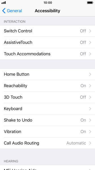 Press 3D Touch.