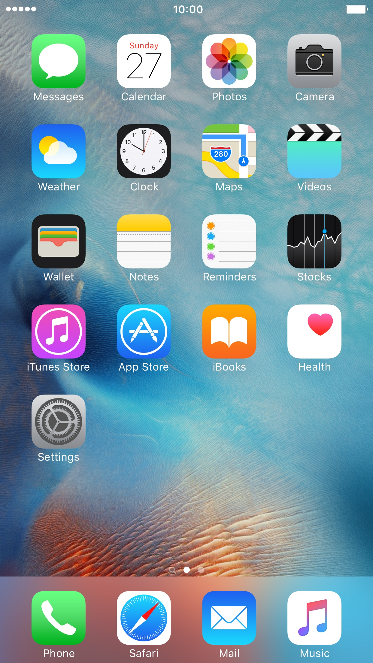 how to set up xchange email iphone 6