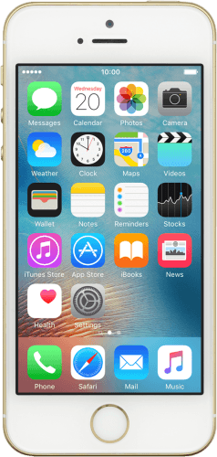 Apple iPhone SE (iOS 9.3)