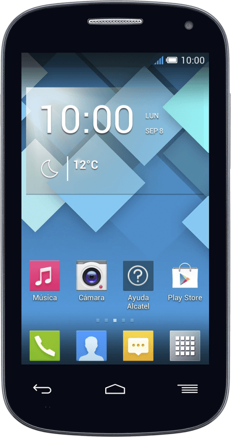 Alcatel One Touch Pop C3