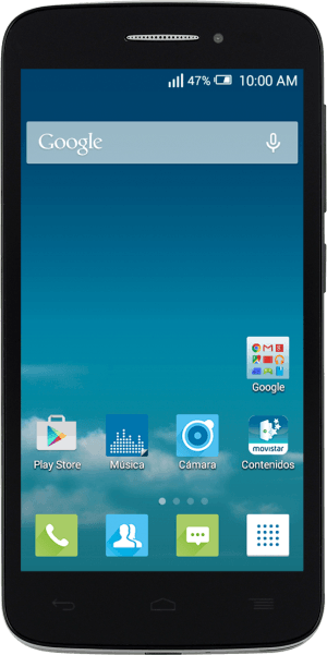 Alcatel Pop 2 Alto 4.5