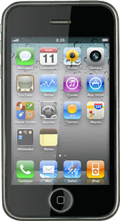 Apple iPhone 3GS (iOS4)