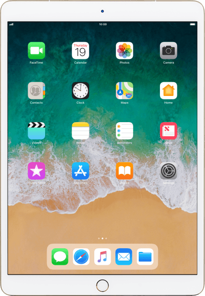 Apple iPad Pro 10.5 (iOS 11.0)