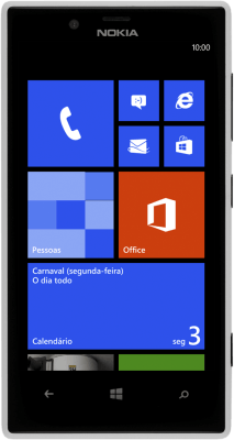 Nokia Lumia 720 (Windows Phone 8.0)