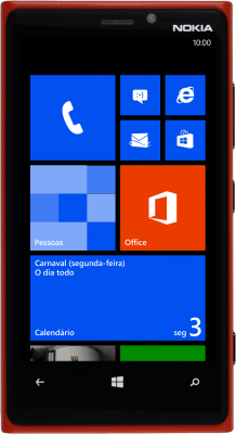 Nokia Lumia 920 (Windows Phone 8.0)