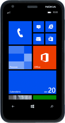 Nokia Lumia 620 (Windows Phone 8.0)