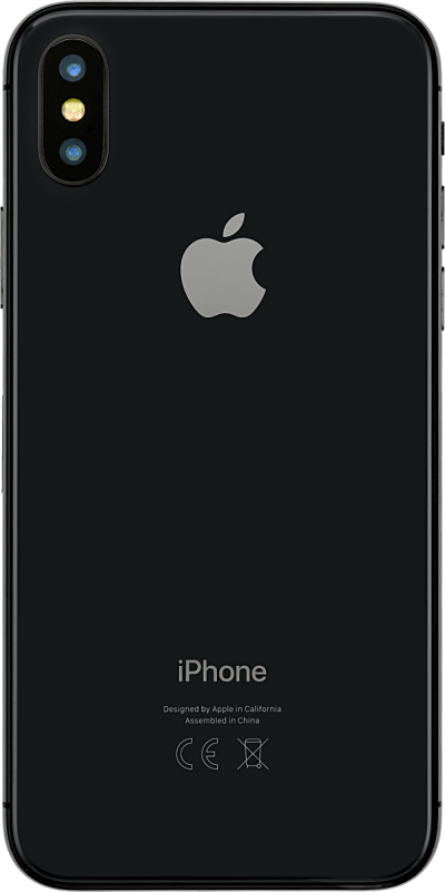 Apple iPhone X - Black