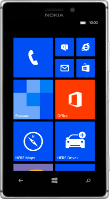 Nokia Lumia 925 (Windows Phone 8.0)