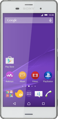 Sony Xperia Z3 (Android 5.0.2)