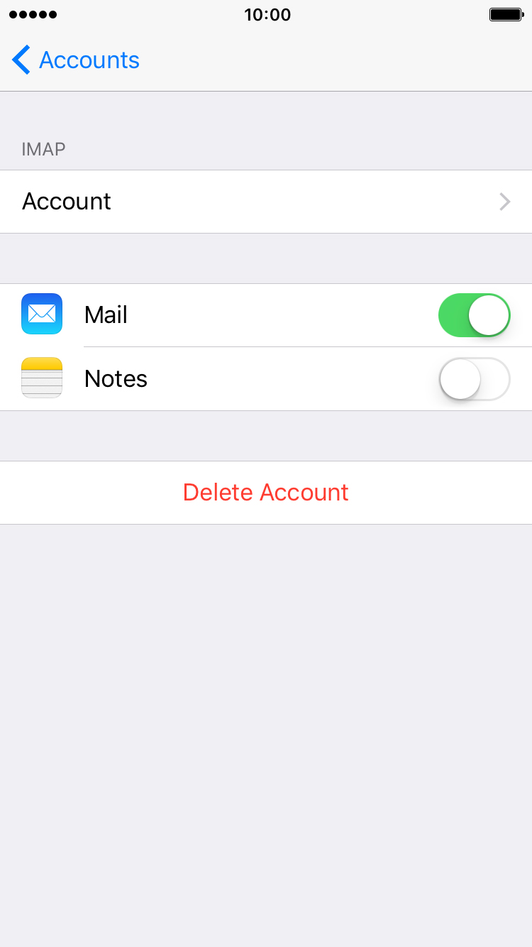 how to set up hotmail on iphone 7