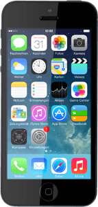 Apple iPhone 5 (iOS7)