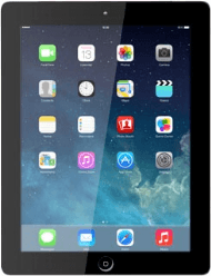Apple The new iPad (iOS7)