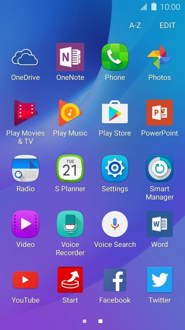 Use FM radio - Samsung Galaxy J3 (Android 5.1.1) - Telstra