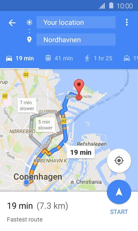 Use Google Maps Samsung Galaxy J Android Telstra - Will my us android use google maps in copenhagen