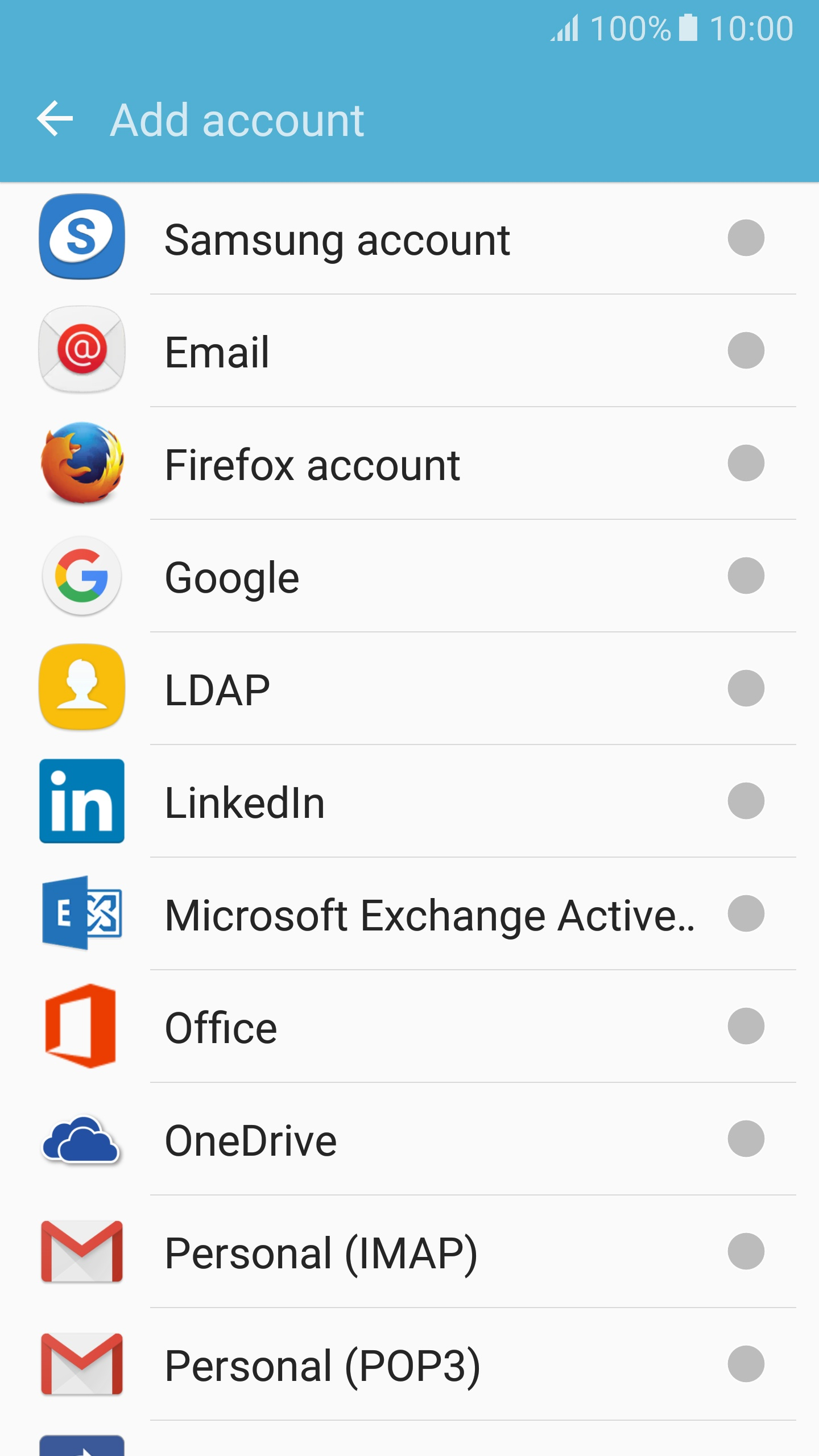 Set Up Exchange Email On Android Phone
