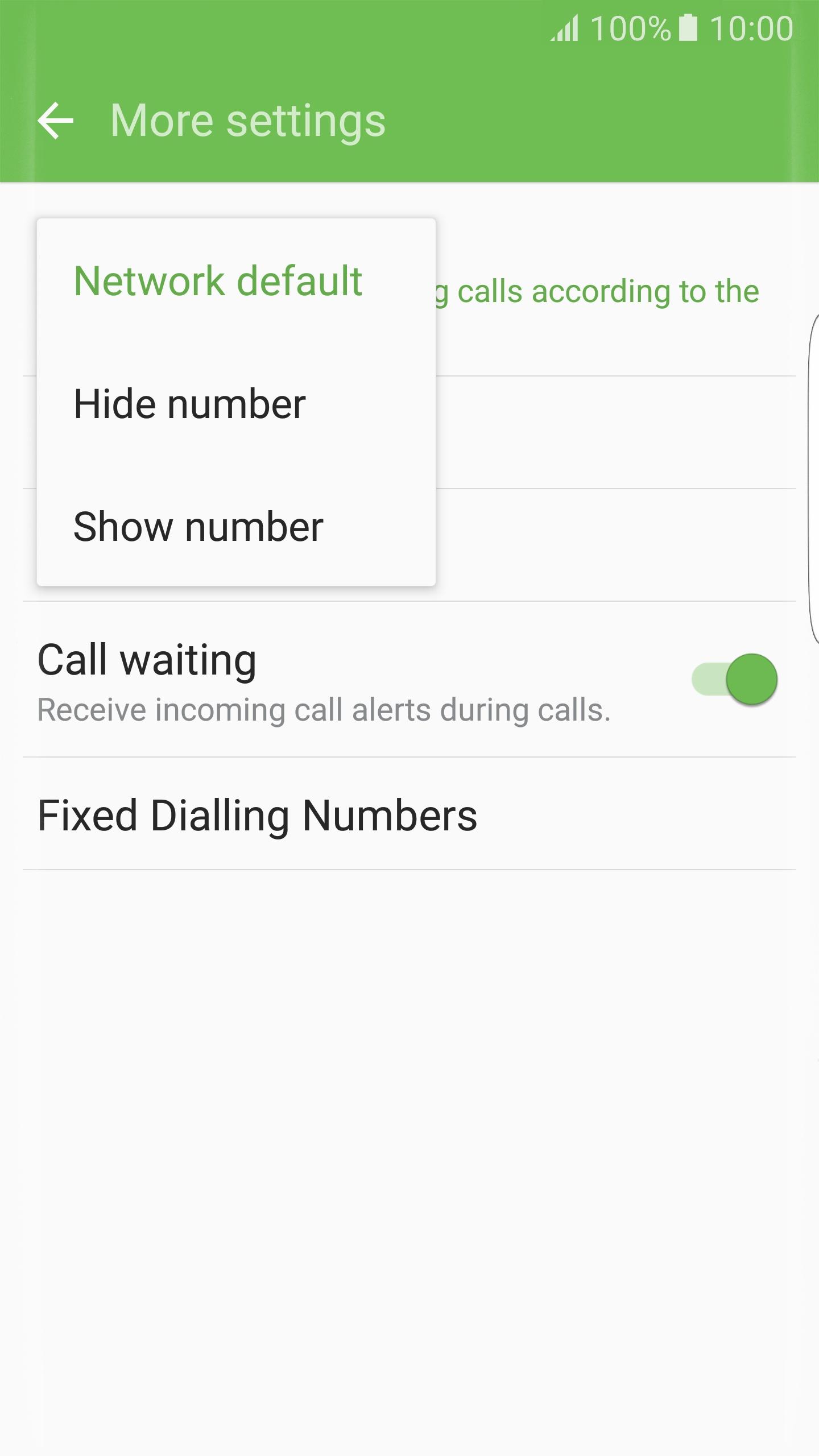 Samsung galaxy s7 edge screen auto rotate off caller id 2