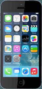 Apple iPhone 5 (iOS7)