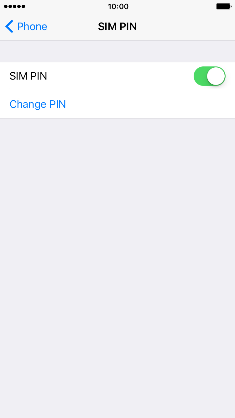 change pin apple iphone 7 optus. Black Bedroom Furniture Sets. Home Design Ideas