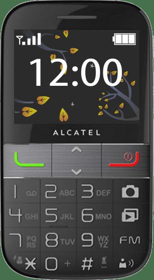 Alcatel OT - 20.01