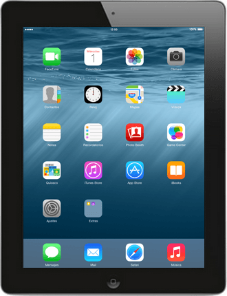 Apple iPad 2 iOS 8