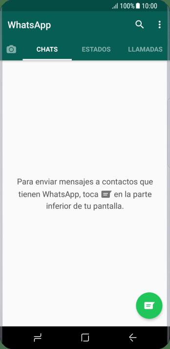 Como Usar Whatsapp En El Celular Samsung Galaxy S8 Soporte