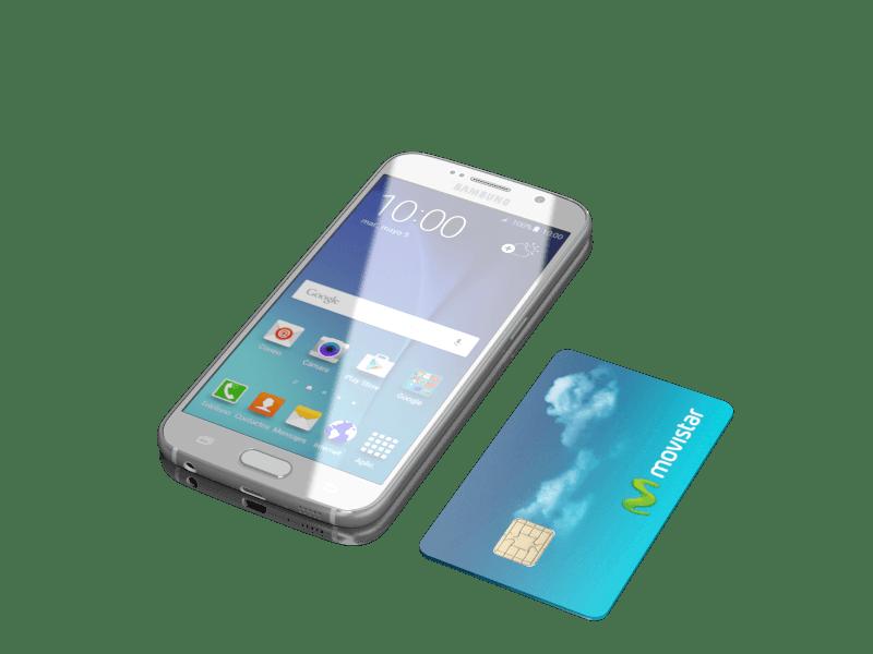 Samsung Galaxy S6 Movistar Chile