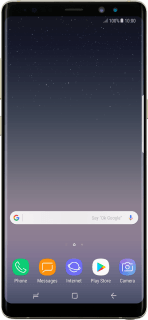 Samsung Galaxy Note8 (Android 7.1)