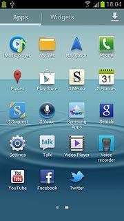 Download and use apps from Samsung Apps - Samsung Galaxy S
