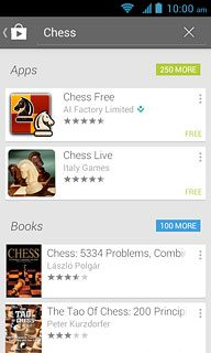 Install and use apps from Google Play - Telstra Dave - Telstra