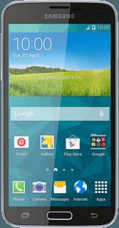 Restore factory default settings - Samsung Galaxy S5 - Telstra