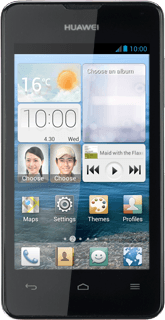 Back up contacts to your SIM and your phone - Huawei Ascend Y300