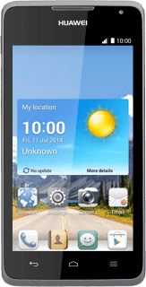 Update phone software - Huawei Ascend Y530 - Telstra