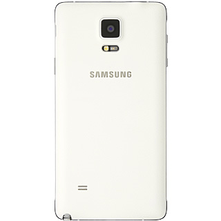 Samsung Galaxy Note 4 - Back