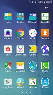 I can't send and receive text messages - Samsung Galaxy S6