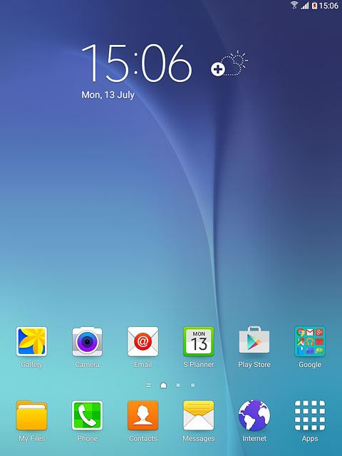 How To Delete Email Account Galaxy Tablet Delete Email
