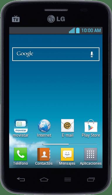 LG L4 II