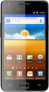 Samsung Galaxy S II (I9100)