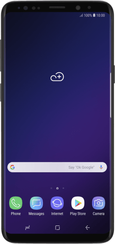 Samsung Galaxy S9+ (Android 8.0)