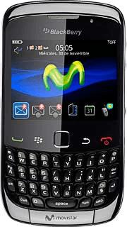 BlackBerry 9300 Curve