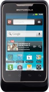 Motorola Motosmart Me