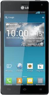 LG Optimus 4X (P880)