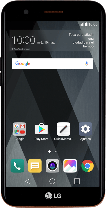 LG K10 (2017)