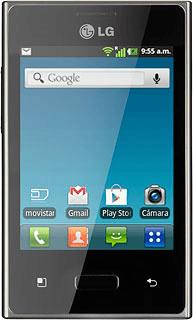 LG Optimus L3 (E400)