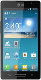 LG Optimus L9 (P768)