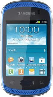 Samsung Galaxy Music (S6010)