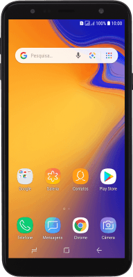 Samsung Galaxy J4 Core (Android 8.1 (Go edition))